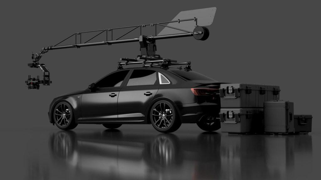MotoCrane car crane rental san diego CA