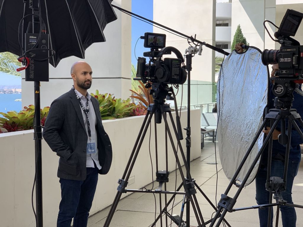 Company culture corporate Interview Videography